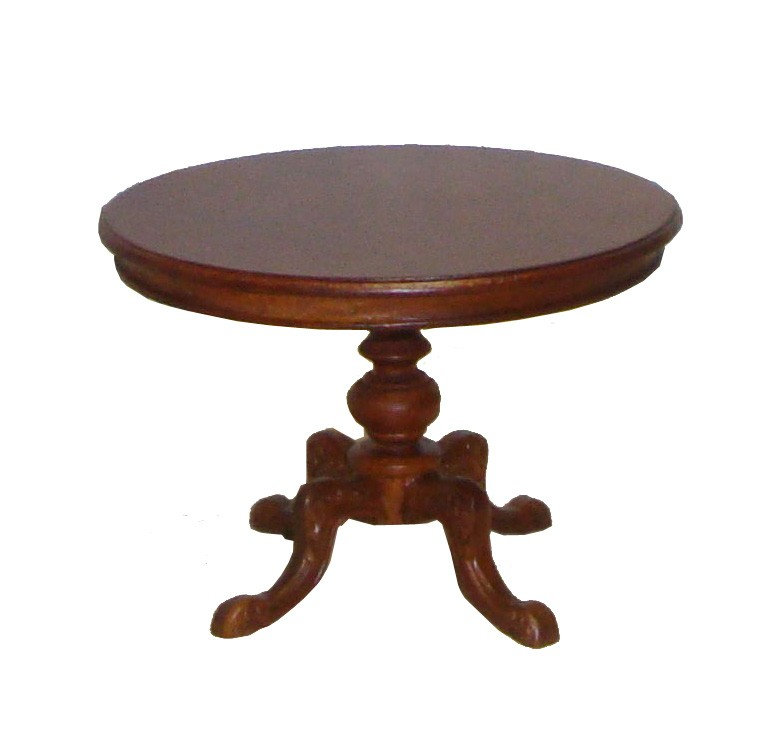 1/12 Skala Rumah Boneka Miniatur Furniture Diy Kayu Bulat ...