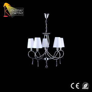 Luxury Large Antler Murano Glass Stone Bangladesh LED Crystal Chandelier