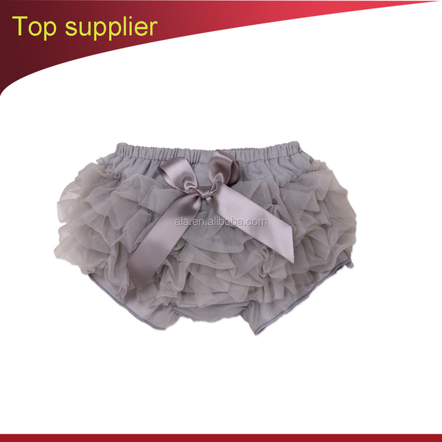 019406405 Baby Newborn Pants Photography Baby Cotton Ruffle Bloomers Cute Baby Diaper  Cover Smash Cake PP Girls