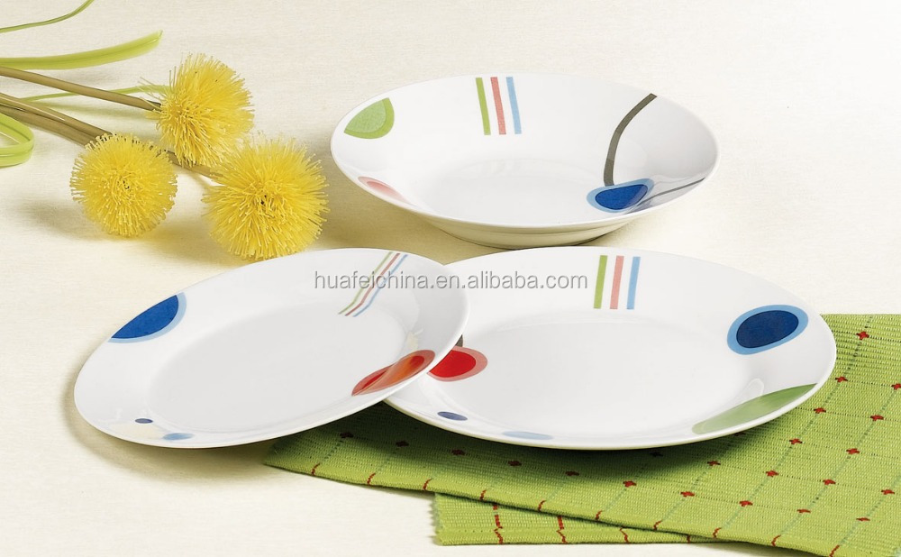 german porcelain dinnerware porcelain dinner plate modern dinnerware dinner set - Modern Dinnerware