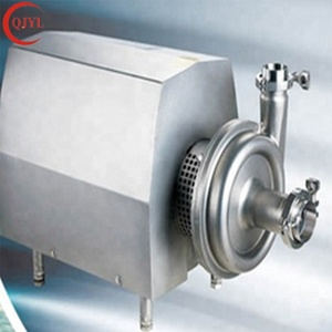 Sanitary Stainless Steel Milk Transfer Centrifugal Pump