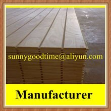 Shiplap groove plywood export to Papeete