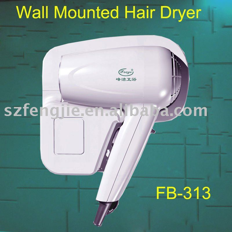 Special for hotel standing hair dryer professional