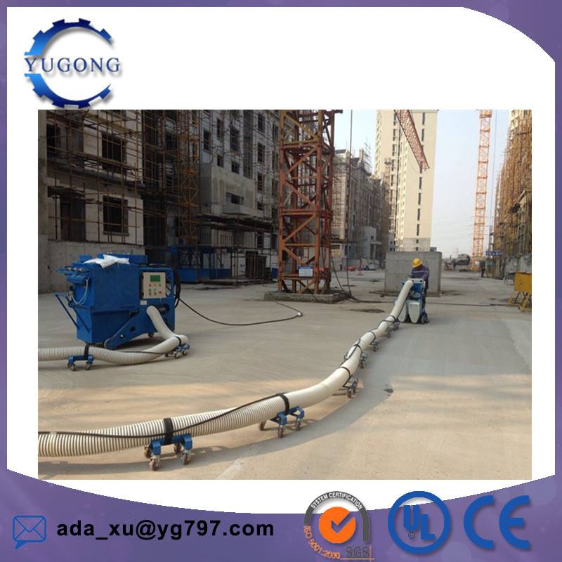 concrete/road /asphalt highway shot blasting machine in henan