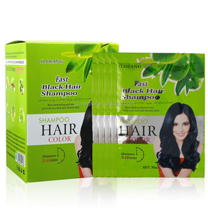 YLOFANG Black Hair Color Dye Cream 30ml dye hair black magical keratonz semi permanent hair dye