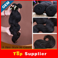 various lengths pure top grade 6a wholesale factory price shedding&tangle free pictures braids hairstyles with brazilian weave