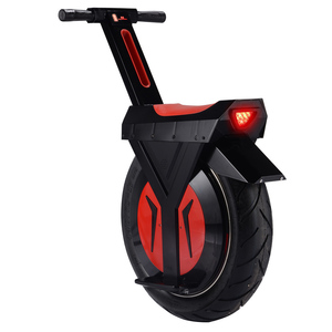One Wheel / 1 Wheel Gyro Smart E Scooter Balance 60V Lithium Unicycle Adult Scooter Electrico 500W 1000W Mexico