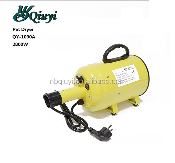 Qiui Pet shop drying machine for dog/Drying hair quickly 2400w professional dog dryer blower