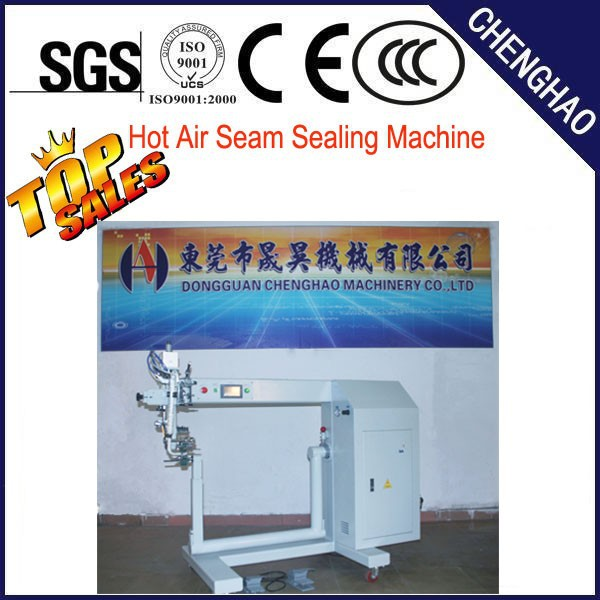 Hot Air Seam Sealing Machine Made in China