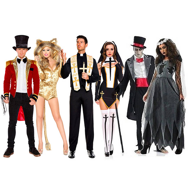 Professional factory of Halloween costume and Carnival costume
