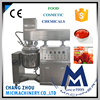 Manufacturer sales MIC machine food grade vacuum homogenizing mixer for small tomato paste processing and blending