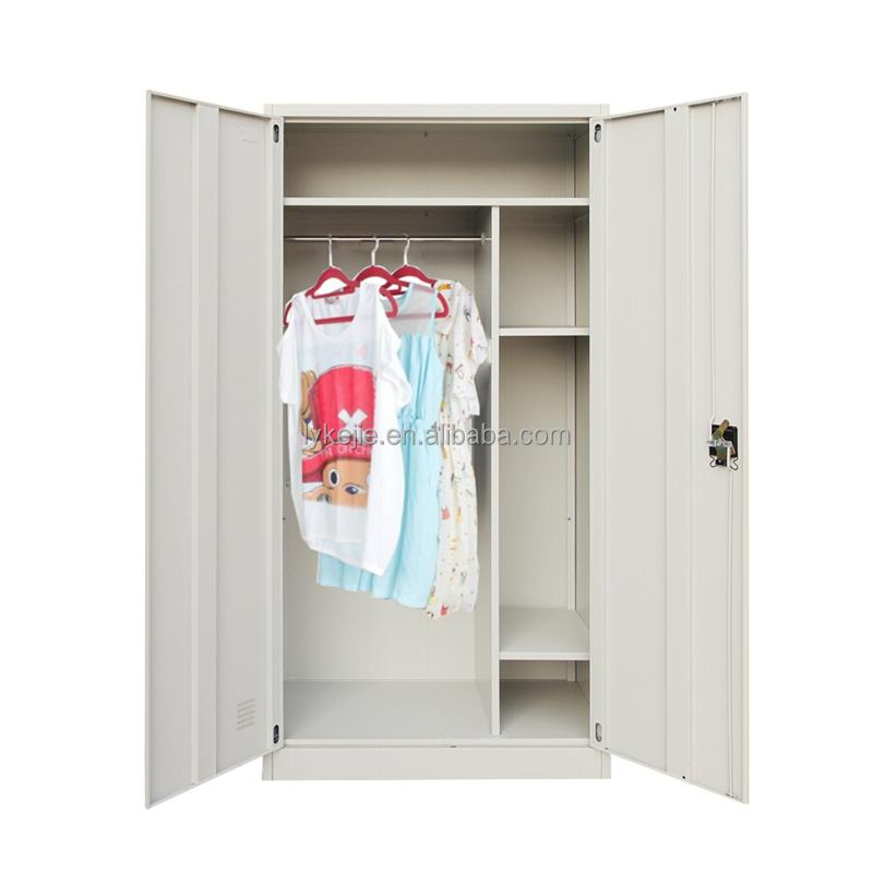 Wholesale steel wardrobe bedroom furniture wardrobe locker design – Locker Storage Cabinet