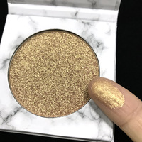 Private label single highlighter makeup for dark skin highlighter and bronzer contour