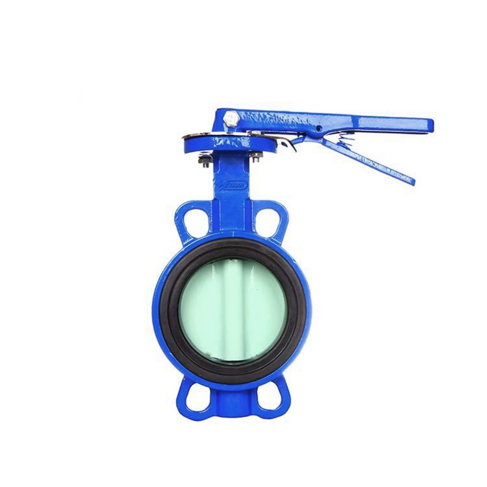 Ci Tubuh Wafer Butterfly Valve Dn200 Harga
