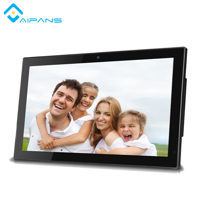All In One Digital LCD LED display <strong>22</strong>&quot; inch screen monitor 1920*1080 <strong>video</strong> advertising player