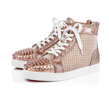 2018 latest fashion flat wholesale factory fancy ladies women high top casual shoe
