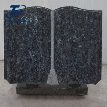 Perle Bleu Livre Ouvert De Granit De Conception Bible Pierres Tombales Buy Pierre Tombale Commemorative De Livre Ouvert Bleu Perle Pierre Tombale