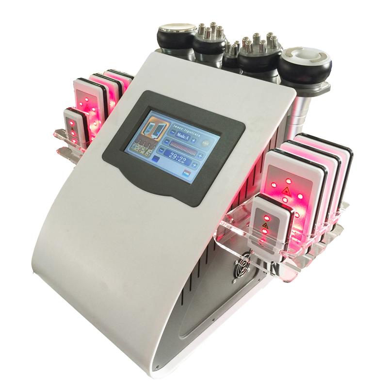 Niansheng 6 в 1 высокое качество Ким 8 новая ультра кавитационная Rf вакуумная машина для похудения