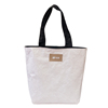 FREE SHIPPING Waterproof tyvek paper canvas dual-use shopping tote bag