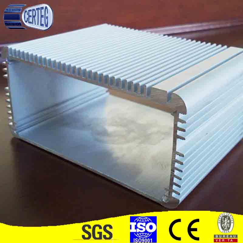Building and Furniture 6061 6063 Extruded Aluminum Profile