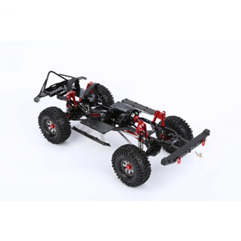 KYX Full Metal RC Rock Crawler 1/10th Axial SCX10II Chassis w/Bumper, View  Axial SCX10II, KYX Product Details from Shenzhen Keyu Xiang Model