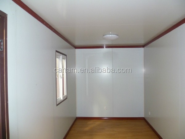 CANAN-Low cost light steel prefabricated modern 1 bedroom container house for sale