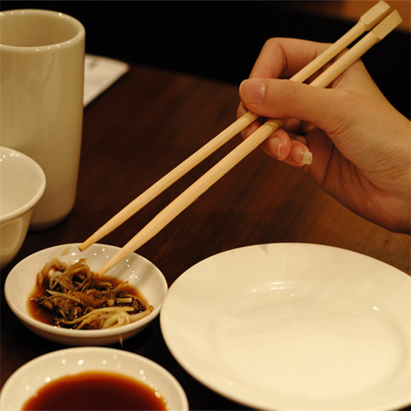 Paper covered disposable 21cm tensoge bamboo chospticks 24cm disposable bulk bamboo chopsticks