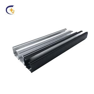 New OEM/ODM aluminium alloy anodized aluminum extrusion U channel /extruded  U shape aluminum profile