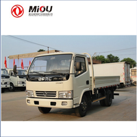 Hot Dongfeng chinese cargo truckk Euro 4 cargo container truck for sale
