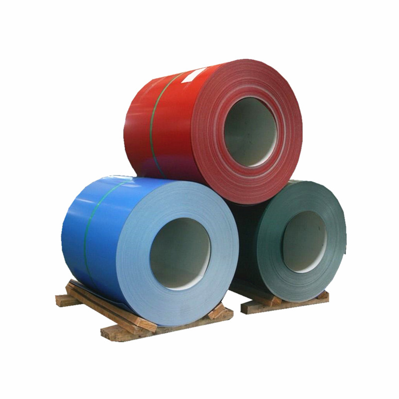 Manufacture Color Coated Prepainted Galvanized Steel Ppgi Coil