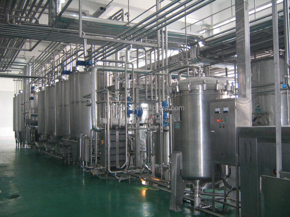 Mini Dairy Plant Dairy Equipment Small Milk Processing