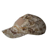 Digital desert outdoor camo hunting tactical cap