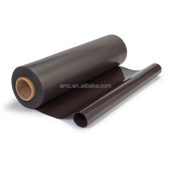 Factory directly selling flexible magnetic rubber,rubber magnet sheet roll