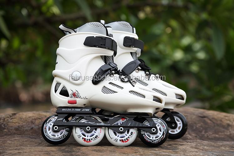 Single Row Roller Skates Pu Wheels