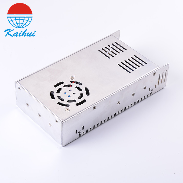 48v dc power supply converter battery charging 500W 54V 48V with fan