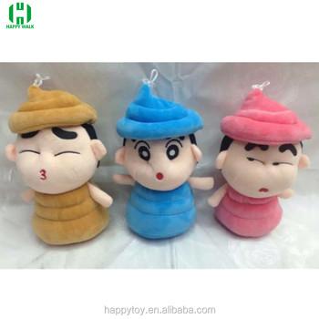 Hi cacca crayon shin chan personaggio dei cartoni animati su