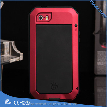 the latest 6e11a 182d7 Luxury Shockproof Waterproof Powerful Aluminum Gorilla Glass Metal Cover  Cell Phone Case For Iphone 7 Iphone 8 - Buy Phone Case For Mobile  Phone,Metal ...