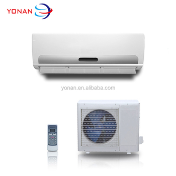 220~240V 50Hz Class A Yonan Mini Split Air Conditioner 0 5 Ton Split AC,  View YS12F-09HRN1, YONAN / OEM Product Details from Shenzhen Yonan Air