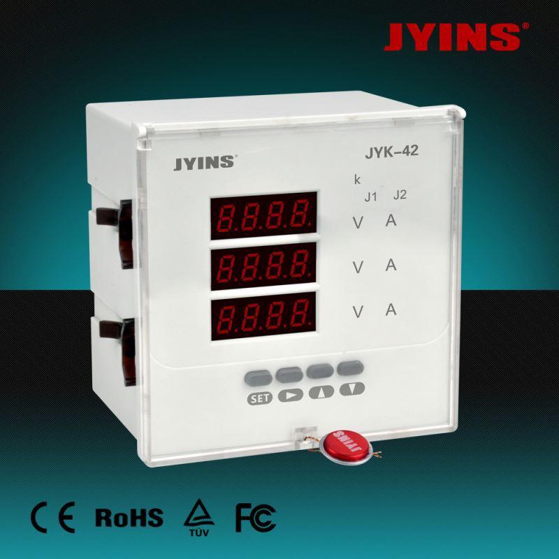 Jy-69l17-a Ac Analog Ampere Meter