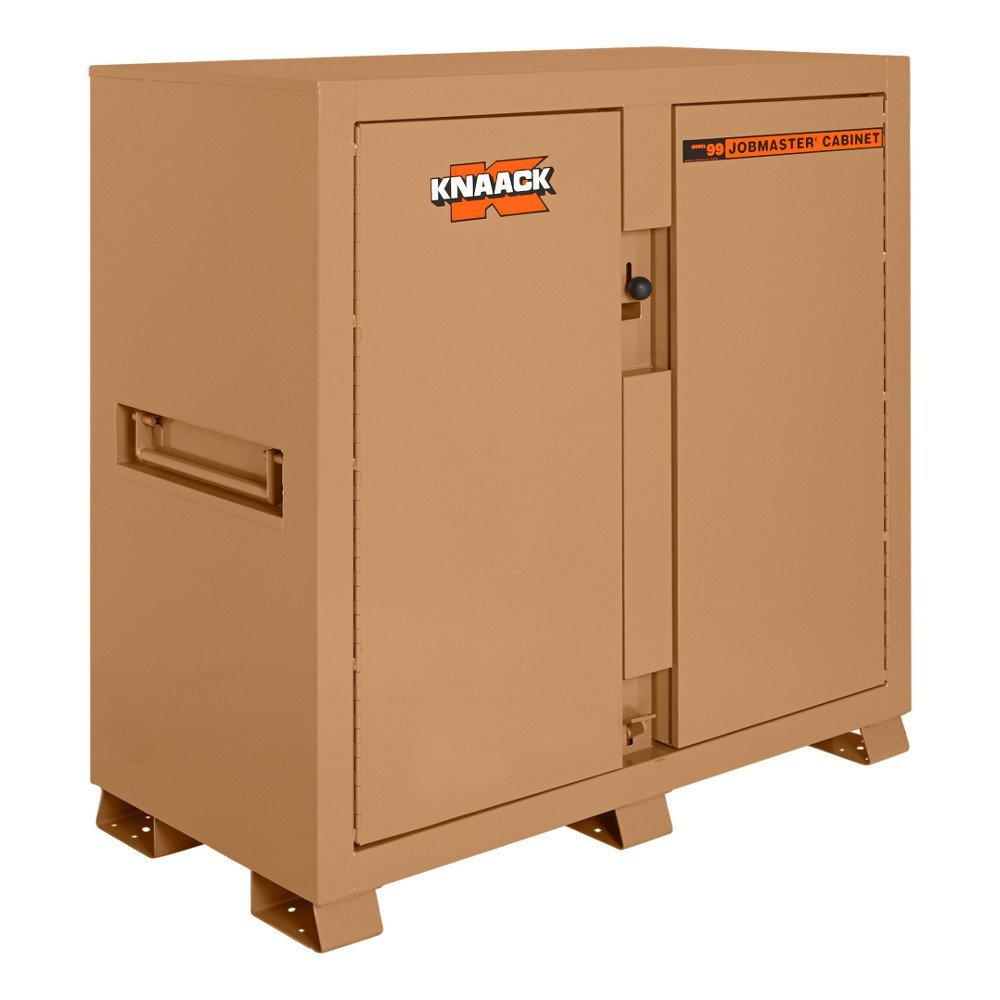"Knaack 99 JOBMASTER 60"" x 30"" x 60"" Double-Sided Shelf Cabinet"