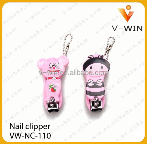 HOT SALES light nail clipper,nail file