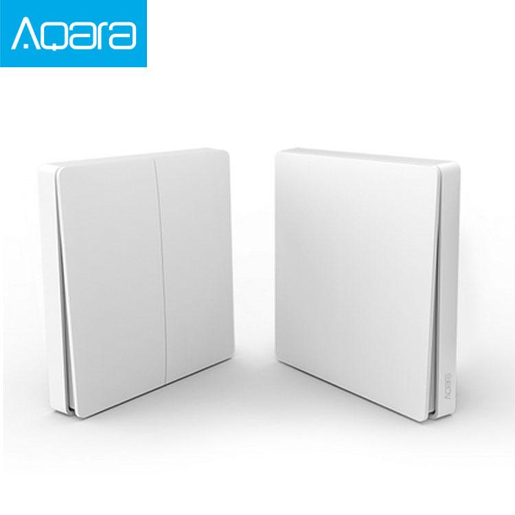 Original Xiaomi Aqara Home Automation Zigbee Wifi Wireless Key Wall Switch  Light Remote Control Smart Home Set With Mijia App - Buy Smart Wifi