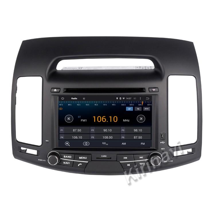 Kirinavi Android 5 1 7 Quot Double Din Car Stereo For Hyundai
