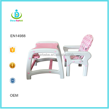 Hoge Stoel Voor Kind.En14988 Ningbo Dearbebe Kind Kinderstoel Kinderen Tafel En Stoel