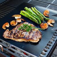 BBQ Amazon Grill Mat -Non stick As Seen on TV -Grill Mats for Gas,Charcoal,Electric Grills