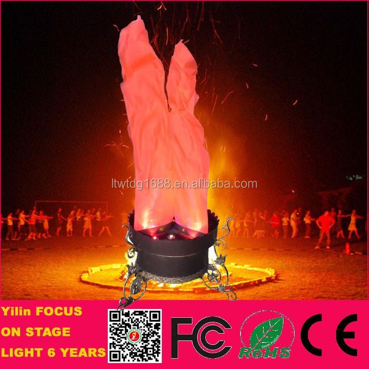 Foshan Yilin 60w Christmas Flicker Fire Flame Lamps Sale