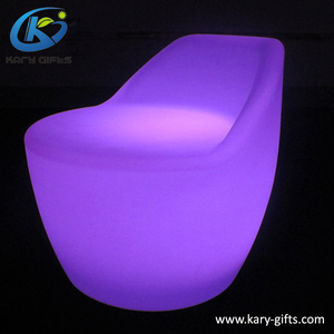 Nightclub Flashing Bar Chairs Night Lights Out LED Furniture