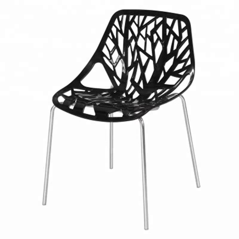 pas cher sans bras de support arrire en plastique chaise en mtal cadres - Chaise Originale Pas Cher