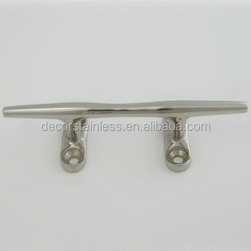 Inox marine hardware herreshoff cleat 12""