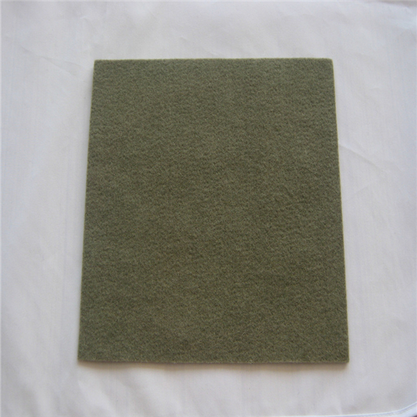 Nonwoven polyester auto carpet for car decoration